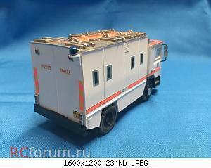 Нажмите на изображение для увеличения Название: Fire Brigade - Metro Police Dennis Prison Van 03.jpg Просмотров: 15 Размер:233.7 Кб ID:4196640