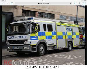 Нажмите на изображение для увеличения Название: Fire Brigade - Mercedes Atego British Transport Police 05.jpg Просмотров: 12 Размер:119.9 Кб ID:4196648