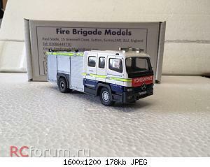 Нажмите на изображение для увеличения Название: Fire Brigade - Mercedes Atego Transport For London Response Unit 01.jpg Просмотров: 16 Размер:177.9 Кб ID:4196649