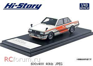 Mitsubishi Lancer EX 1800 GSR Turbo (1981) wax color Hi-Story (1).jpg
