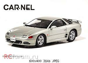 Mitsubishi GTO Twin Turbo (Z16A) (1993) silver Car-Nel (1).jpg