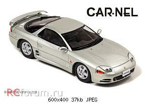 Mitsubishi GTO Twin Turbo (Z16A) (1993) silver Car-Nel (3).jpg