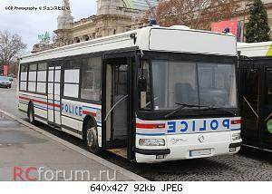 Нажмите на изображение для увеличения Название: L'Irisbus Agora Police Nationale 1996 +.jpg Просмотров: 5 Размер:91.6 Кб ID:5353620