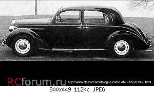 Нажмите на изображение для увеличения Название: Lancia Aprilia Berlina.jpg Просмотров: 15 Размер:112.1 Кб ID:3322205