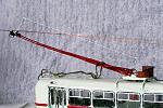 Модель троллейбуса ЗиУ-6205-02 в мас..