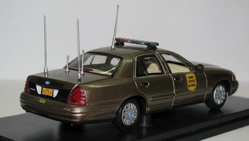 Полицейские Машины Мира №40 - Fiat Punto SX