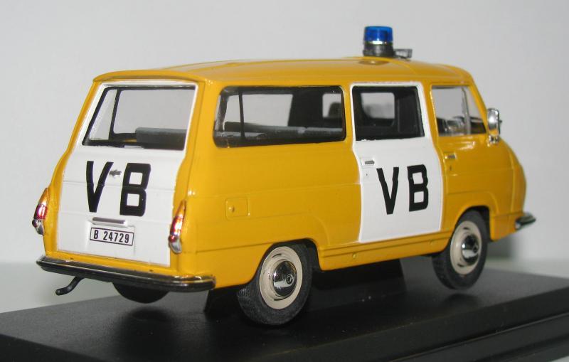 Чехословацкая Социалистическая Республика - Verejna Bezpecnost (VB) и образовавшиеся после ее распада Чехия - Policie и Словакия - Policia Picture