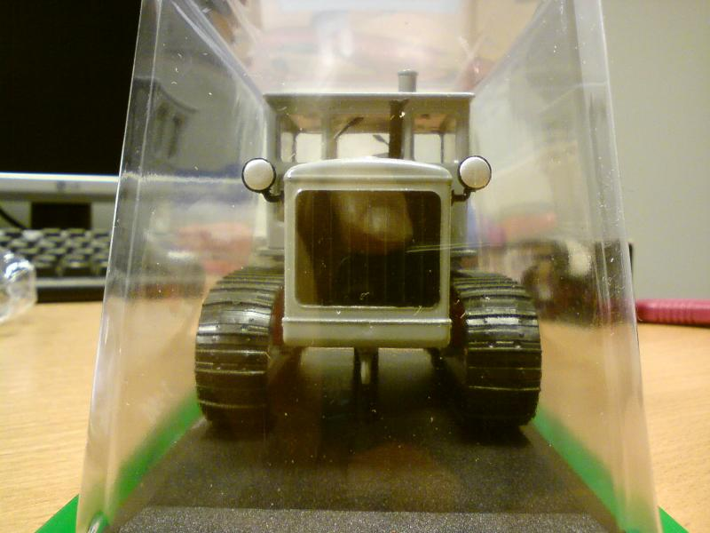 Тракторы №32 - С-100