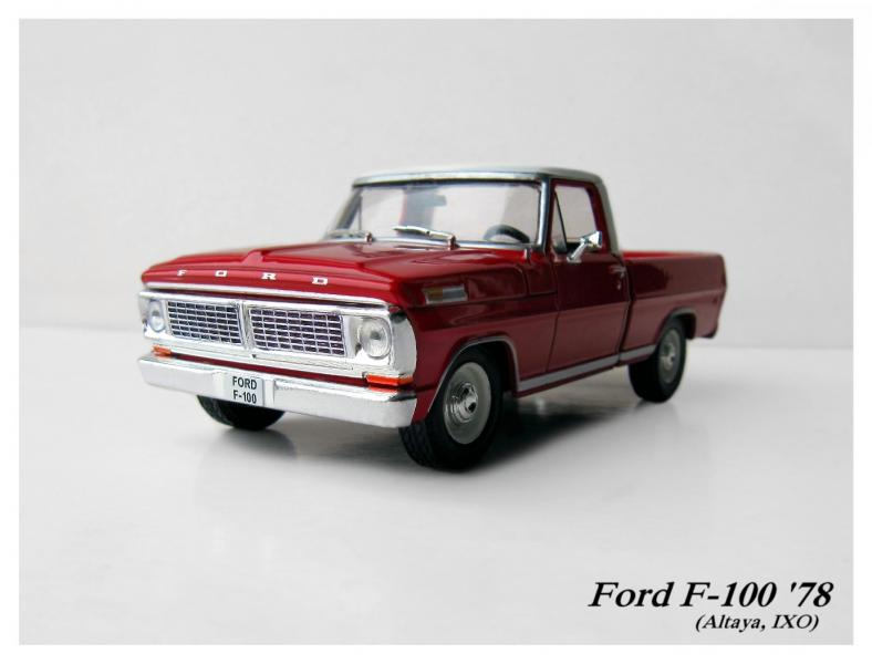 Ford F 100 '78