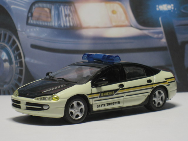 Dodge Intrepid Tennessee State Trooper 2003