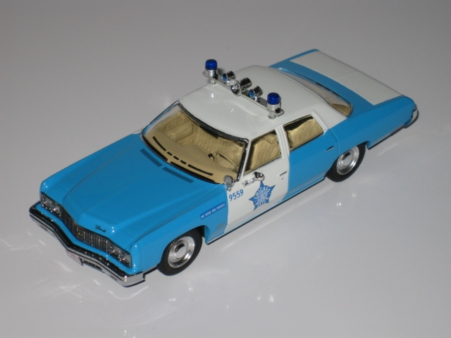 PremiumX CHEVROLET BEL AIR  Chicago Police